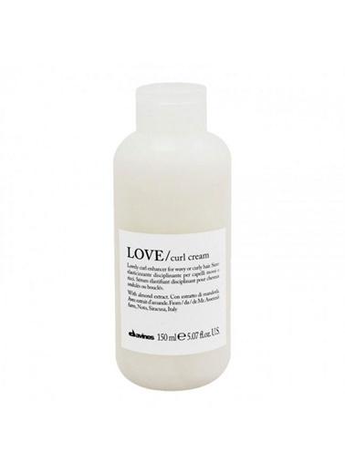 Love Curl Cream 150 Ml-Davines